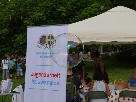 Stadtteilfest Herzogenried 2016   Foto: M. Schülke
