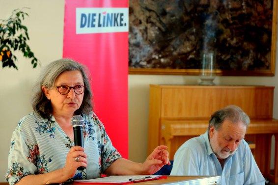 Elli Brinkschulte (Kreissprecherin Mannheim) | Foto: Christian Ratz