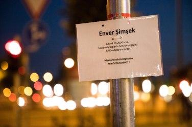 Straßenumbenennung in Neckarstadt-Ost anlässlich des baldigen NSU-Urteils | Foto: IL Rhein-Neckar