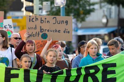 """2019 09 20 fridays for future 10 cki - Bislang größte """"Fridays for Future""""-Demo in Mannheim"""