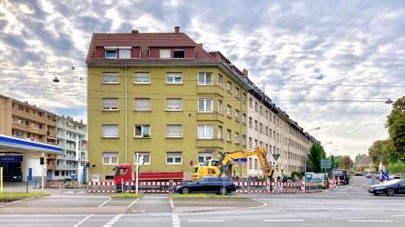 bauarbeiten erneuerung gasleitungen img 0985 - Erneuerung der Gasleitungen wohl noch bis Ende August