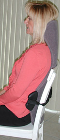 Back Support For Car  Full Spinal Seat Support