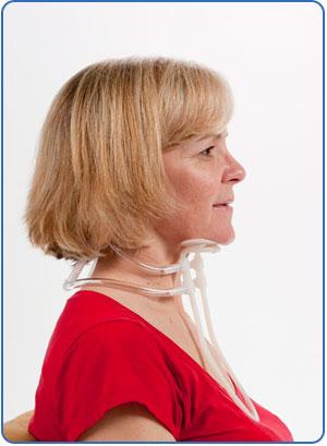 Canadian Collar  Head  Neck Support Collar