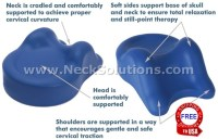 Cervical Traction Neck Pillow - Traction Neck Pillow