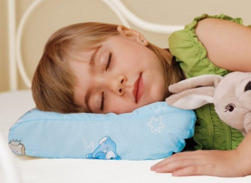 Kids Neck Pillow  Pillows For Children