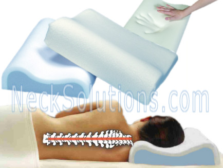 Memory Foam Support Pillow