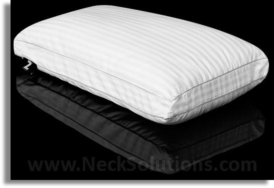 Egg Crate Pillow Plus  Versatile Comfort