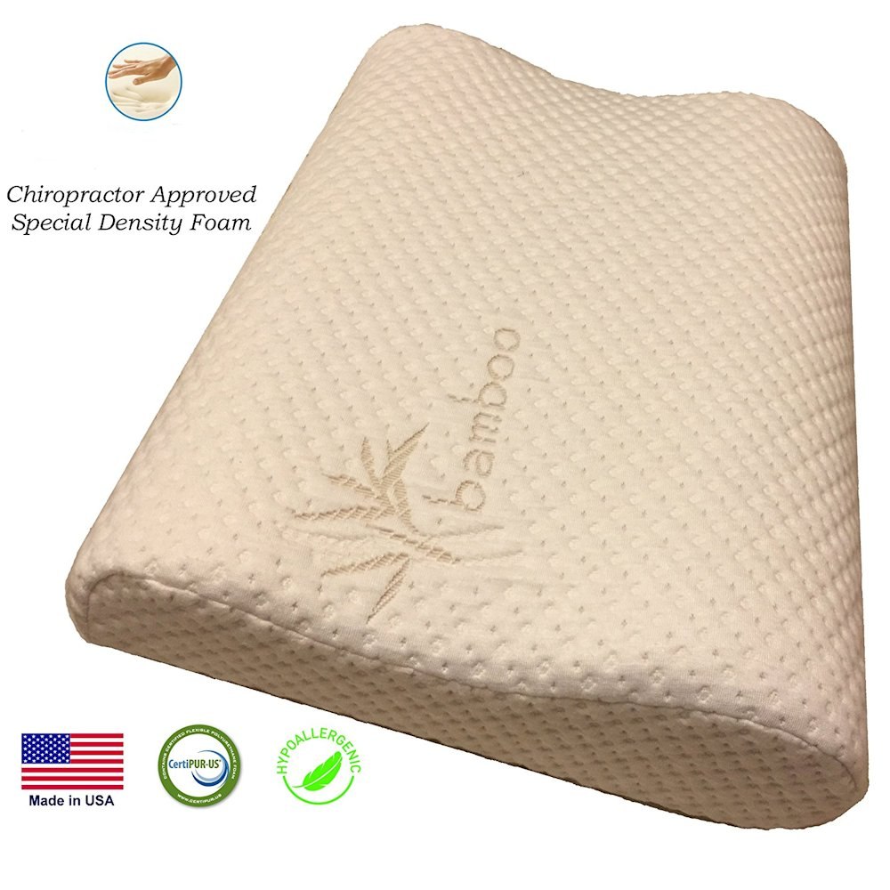 chiropractic pillows time tested