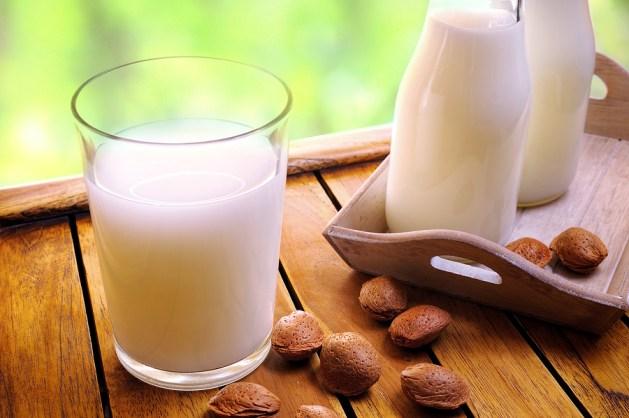 Mandelmilch selber machen Rezept