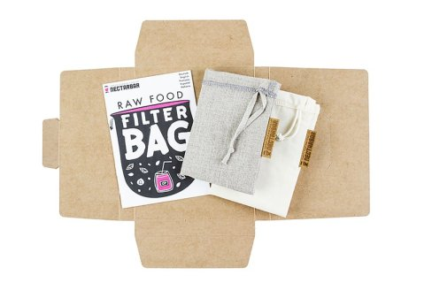 Raw Food Filter Bag - Mixpack