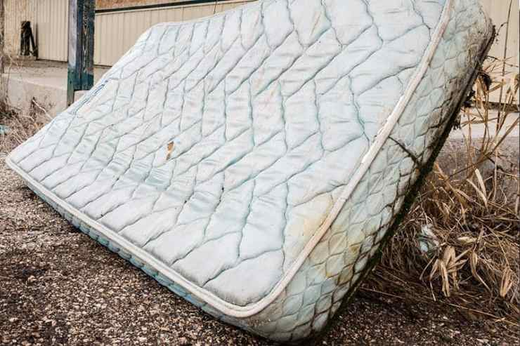 Mattresses Can Double In Weight Over 10 Years