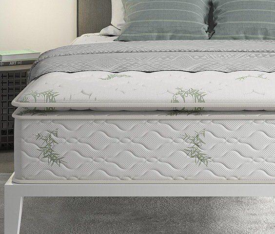 pillow top mattress a layer of comfort