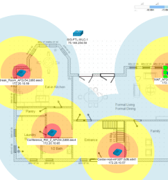 positioning wireless aps on the heat map [ 1234 x 739 Pixel ]