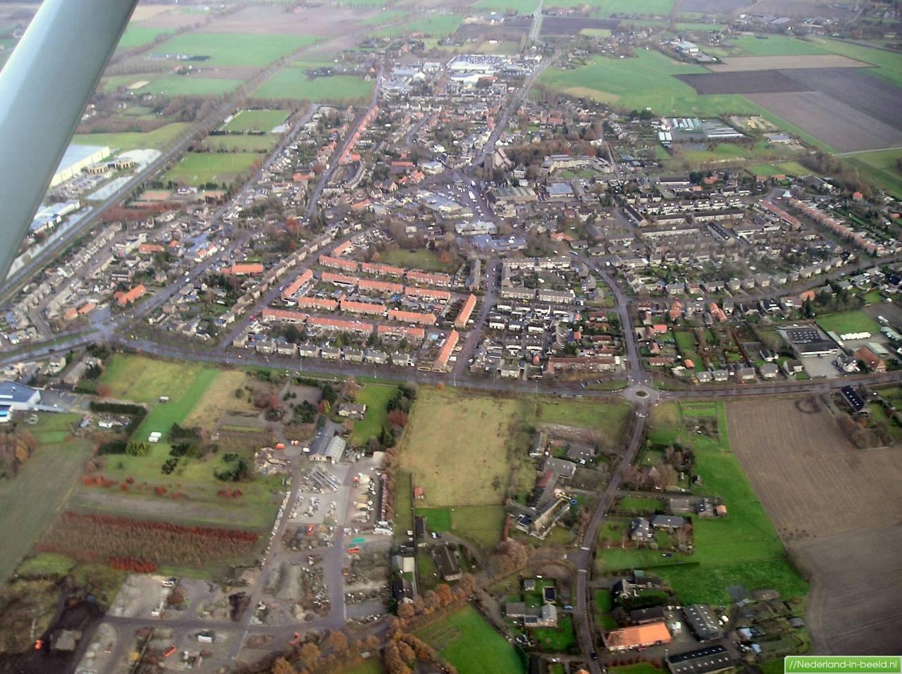 Luchtfotos Volkel  fotos Volkel  Nederlandinbeeldnl