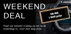 weekend deal Nederland Rental