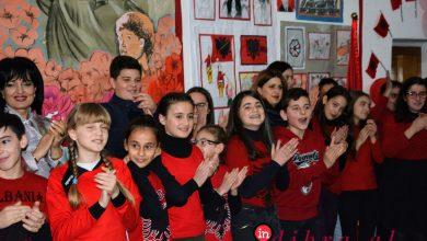 "Photo of Shkolla-9 vjecare ""Demir Gashi"" model frymëzimi."