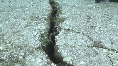 Photo of E fundit :Carje tokën në një gjatësi rreth 1 kilometër në fshatin Jubë të Shijakut.