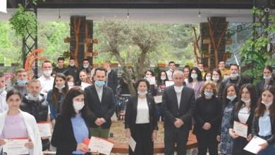 Photo of Certifikohet brezi i parë nga Akademia e Turizmit Dibër