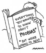 Everything you wanted to know about Phobias — Ned Martin's