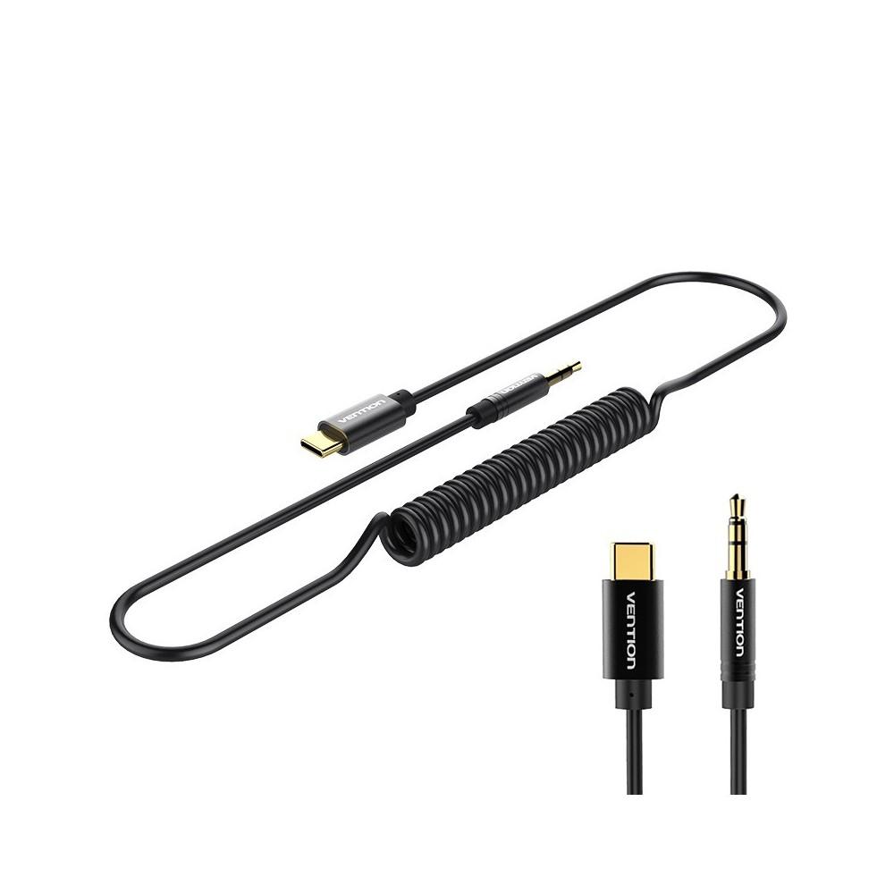 USB Type-C naar Male 3.5mm Audio Jack Kabel Adapter voor