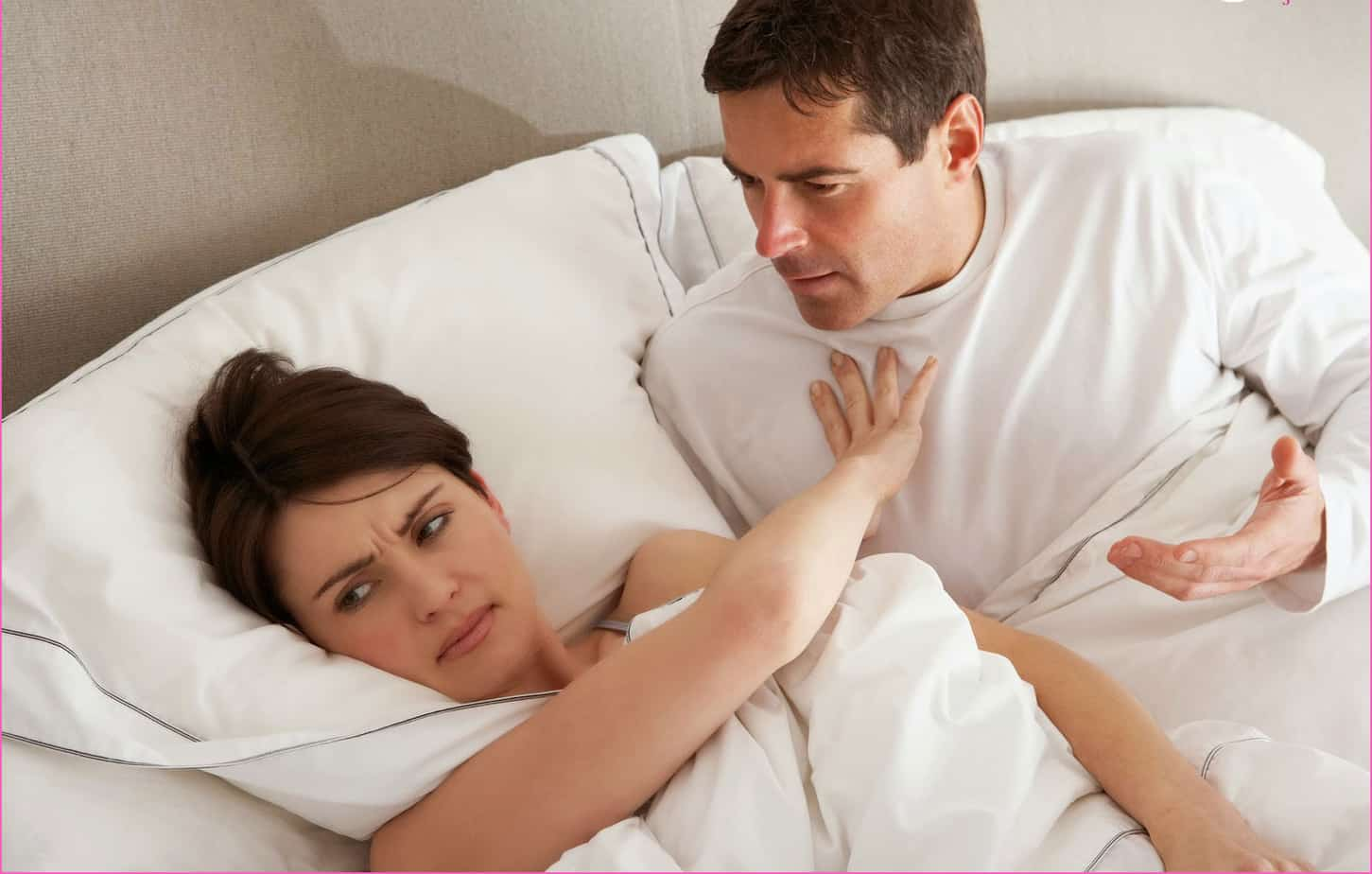marriage problems due to poor duration of sexual function