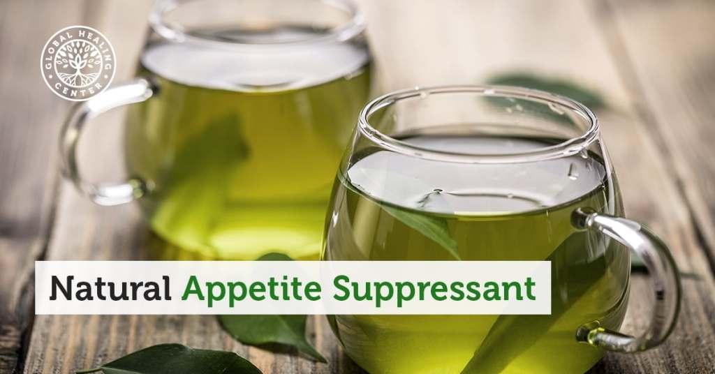 green tea extract - Natural Appetite Suppressants