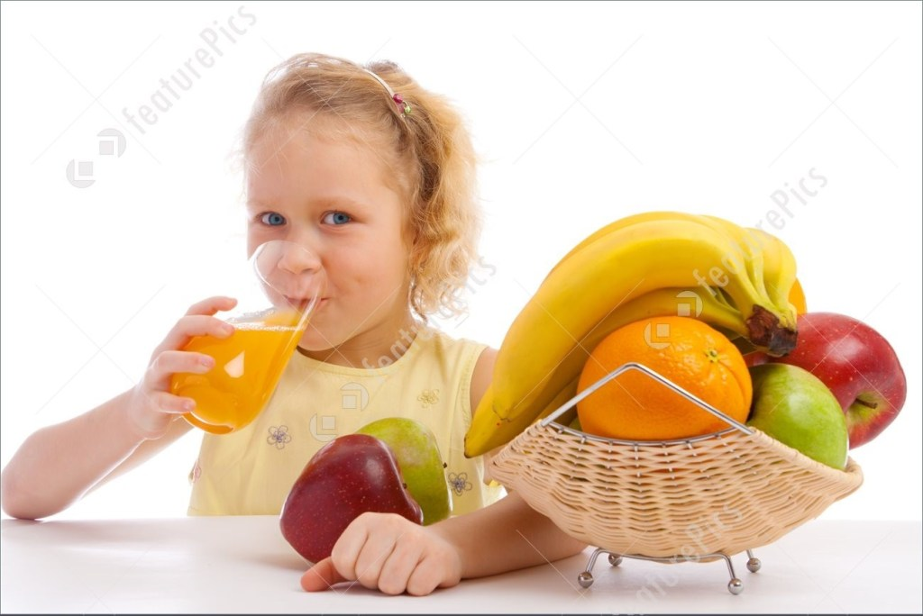 is fresh fruit juice good for babies?