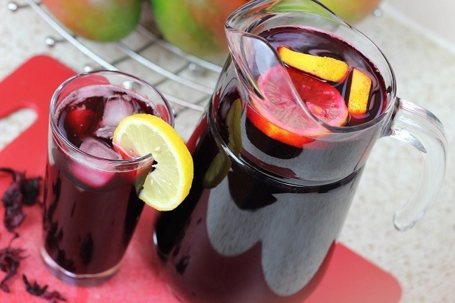 zobo drink for weight loss