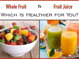 Whole Fruit Or Fruit Juice: Which Is The Better Option? 1