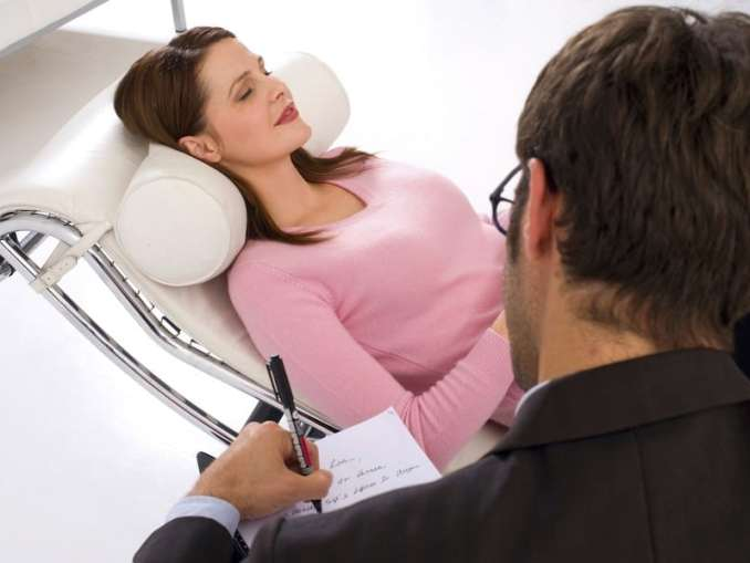 Hypnotherapy for health conditions