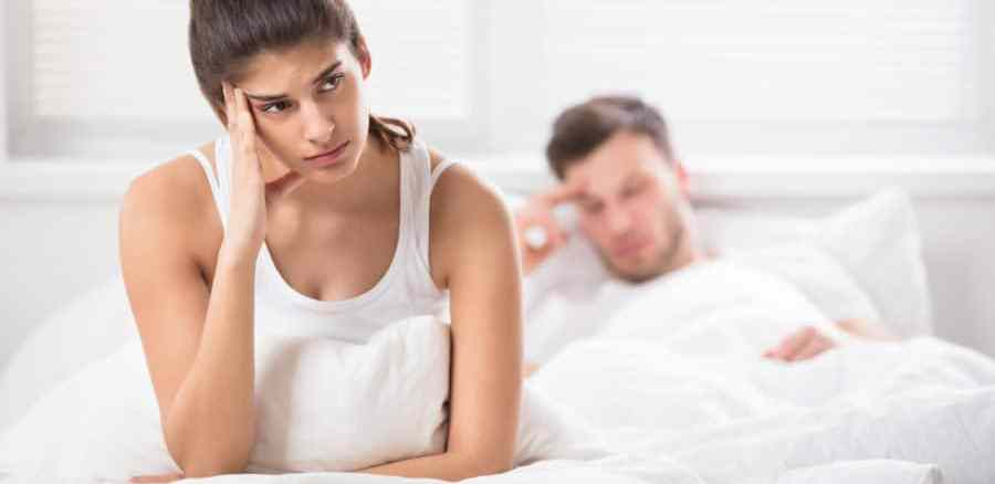 Vaginismus causes pain during sex