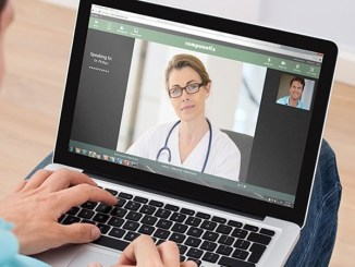 remote medicine or telemedicine