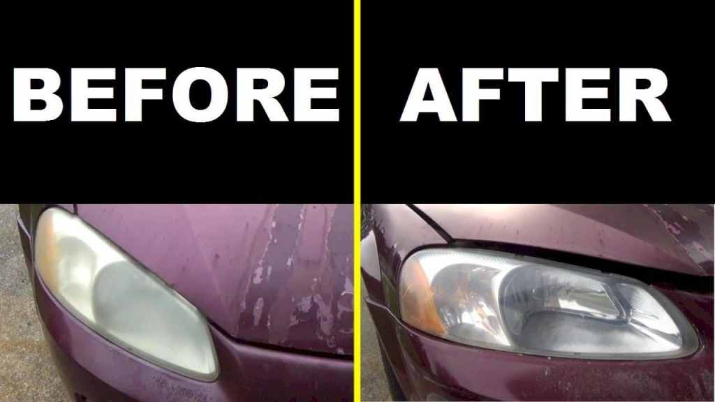 How To Use Toothpaste To Clean Headlights