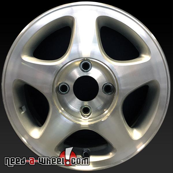 Nissan Altima Factory Wheels
