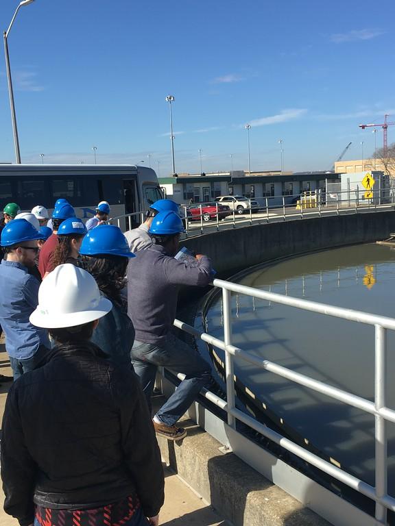 Blue Plains Advanced Wastewater Treatment Plant
