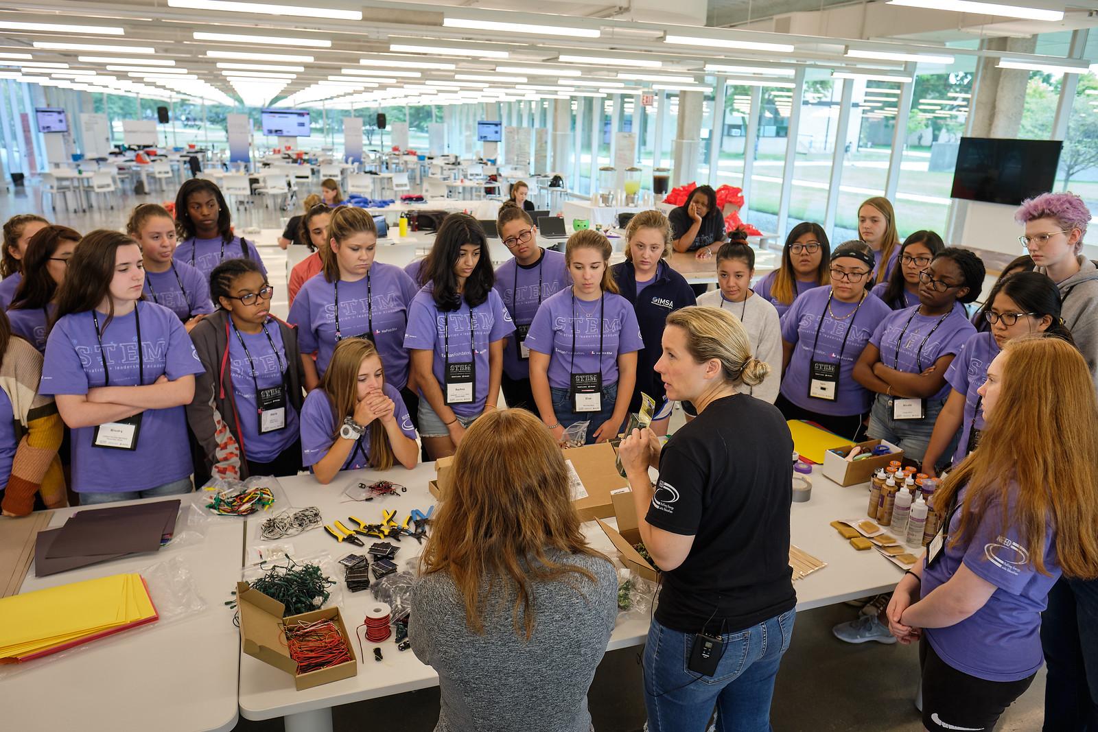 HeForShe STEM Signature Program