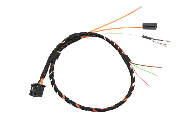 Cable set DVD changer for BMW 5, 6, 7 series, 89,00