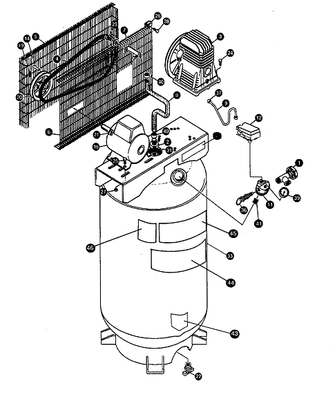 diagram of chevy express 1500 cargo van engine