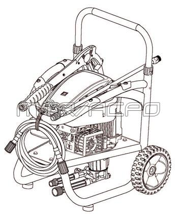 Husky Pressure Washer Manuals- Need An Owners Manual