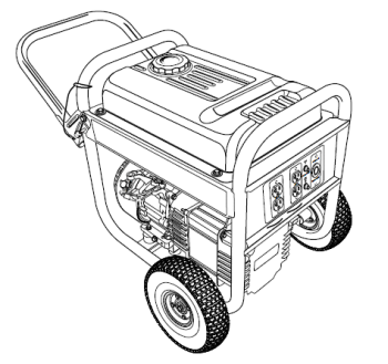 UT903650 Portable Gas Generator Manual- Need An Owners Manual