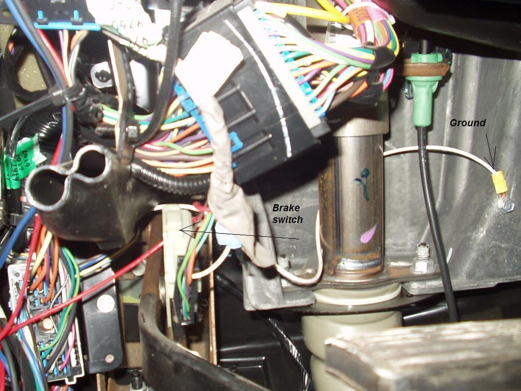 hight resolution of chevy trailer brake wiring