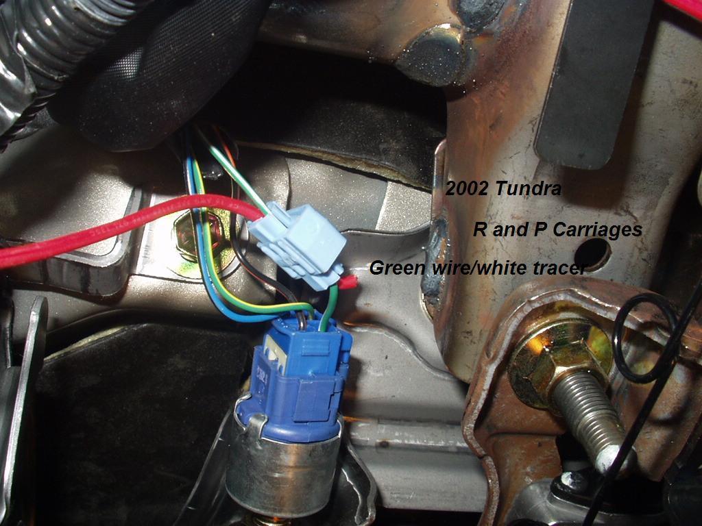 toyota tundra trailer wiring diagram rj45 to rj11 2001 2000 land