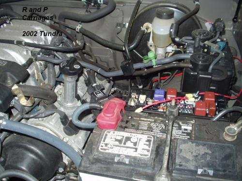 small resolution of  2002 toyota tundra brake controller install