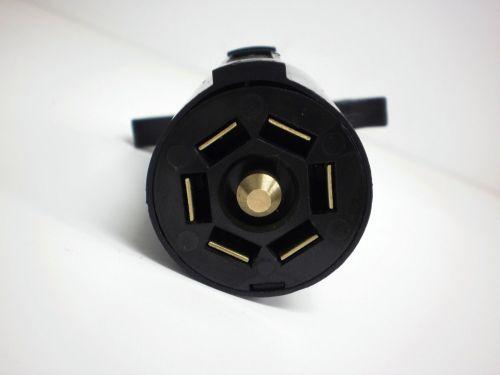 small resolution of 7 way trailer plug