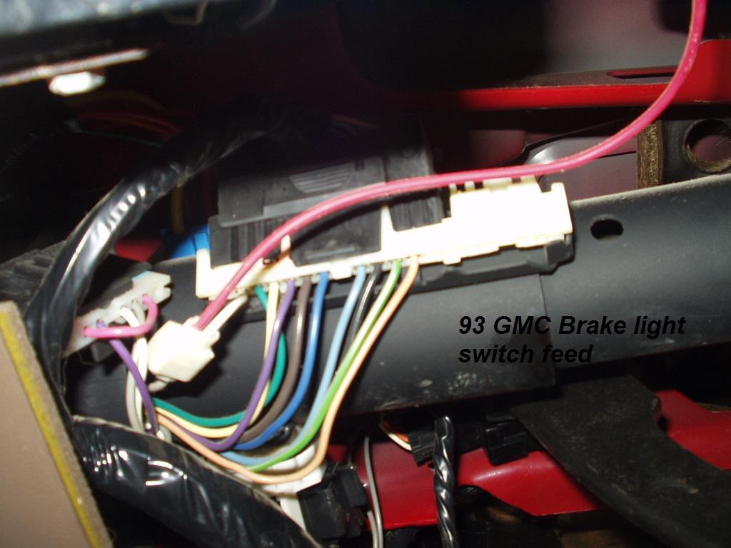 1991 Gmc Sierra Fuse Box Trailer Brake Controller 1993 Gmc Chevy Truck