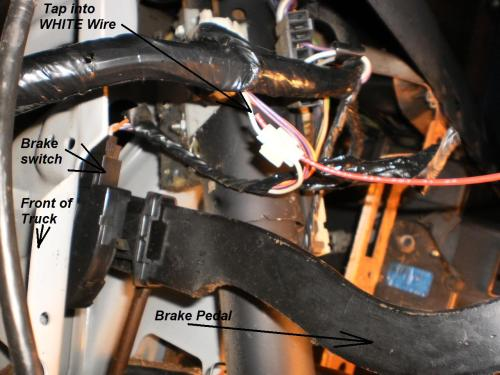 small resolution of chevy 1500 truck brake controller installation