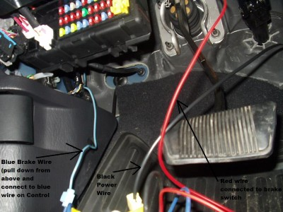prodigy brake one way light switch wiring diagram 2004 jeep grand cherokee trailer controller installation