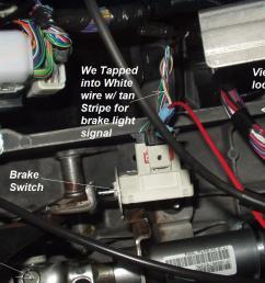 hemi dodge durango trailer brake controller install [ 1024 x 768 Pixel ]