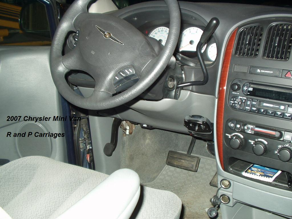 2007 Chrysler Town And Country Wiring Diagram