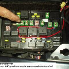 2006 Chrysler Town And Country Fuse Box Diagram 6 Way Venn Generator Install 1996 Toyskids Co 2007 Dodge Caravan 27 Wiring Images 2010 2005